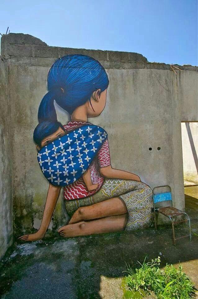 Een dragende muur :-)