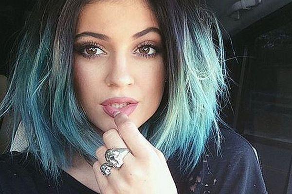 Бьюти-тренд: разноцветные волосы | СПЛЕТНИК