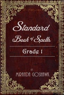 The standard book of spells & the wizard keeper of secrets Margaret Merlin. http://www.amazon.com/gp/product/B01634G3CK Great reads.