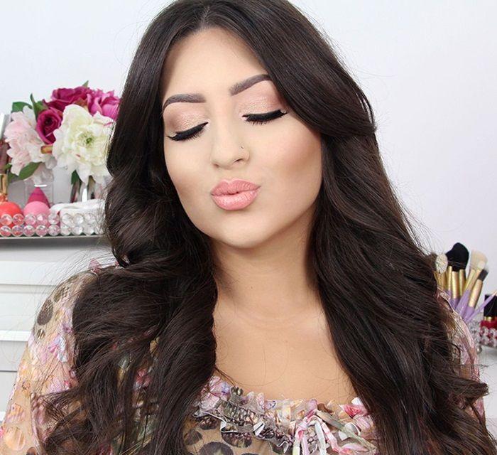 Melissa Samways » Blog Archive » ♡ Make Up Glam para o Dia – Suave e linda! ♡