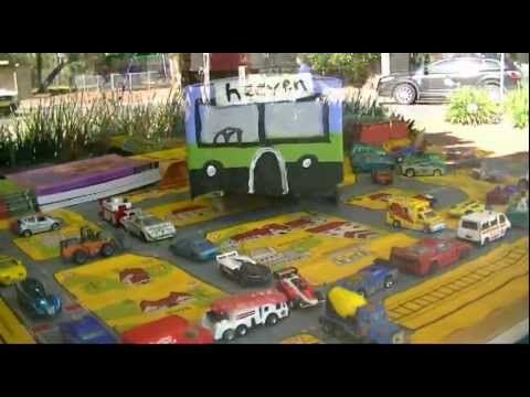 A Bus Called Heaven by Bob Graham - The Children's Bookshop