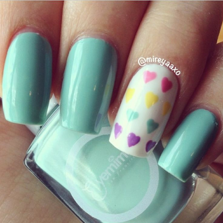 21 best Simple Bling Nails images on Pinterest | Bling nails, Cute ...