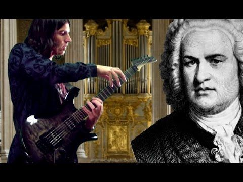 2015 Toccata and Fugue in D minor - Dan Mumm - J.S.Bach - Metal Version