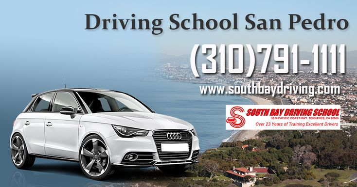 South Bay #DrivingSchoolSanPedro has been licensed by the State of California through the Department of Motor Vehicles. We offer both driver's education and training for students under the age of eighteen.