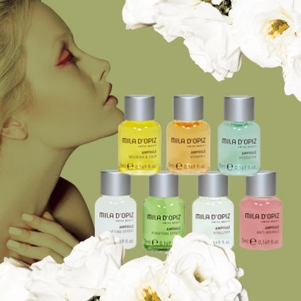 Mila d'Opiz Australia will be featuring our Concentrate Collection at this years Sydney International Spa & Beauty Expo. From the first application these concentrates provide their unique effects to improve the appearance of the skin. Each serum has it's own specificity and each precious drop is 3-5 times richer and more effective than traditional 'Essentials'.