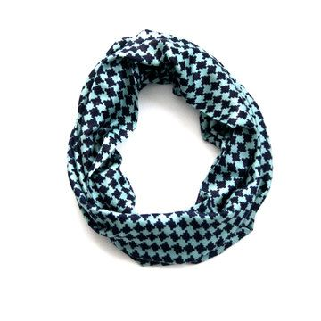 Sketch It Houndstooth Black, $29, now featured on Fab.