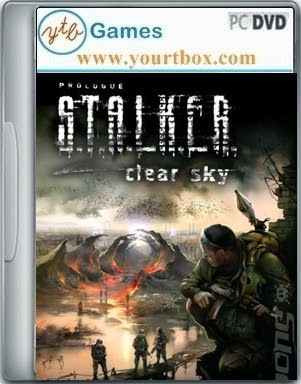 Stalker Clear Sky Game - FREE DOWNLOAD - Free Full Version PC Games and Softwares