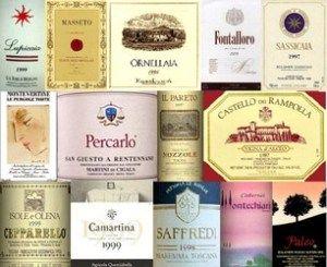 The Supertuscan phenomenon The History    #supertuscan #wine #toscana #bettinoricasoli #tuscany