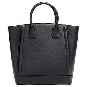 Natalie Structured Tote - Black – Target Australia This bag looks even better in white!