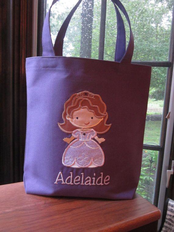 Sofia the first bag
