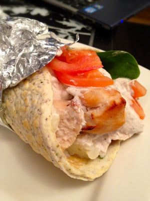 Tasty Health: Mag-cirkel, mer gröt och low carb wrap
