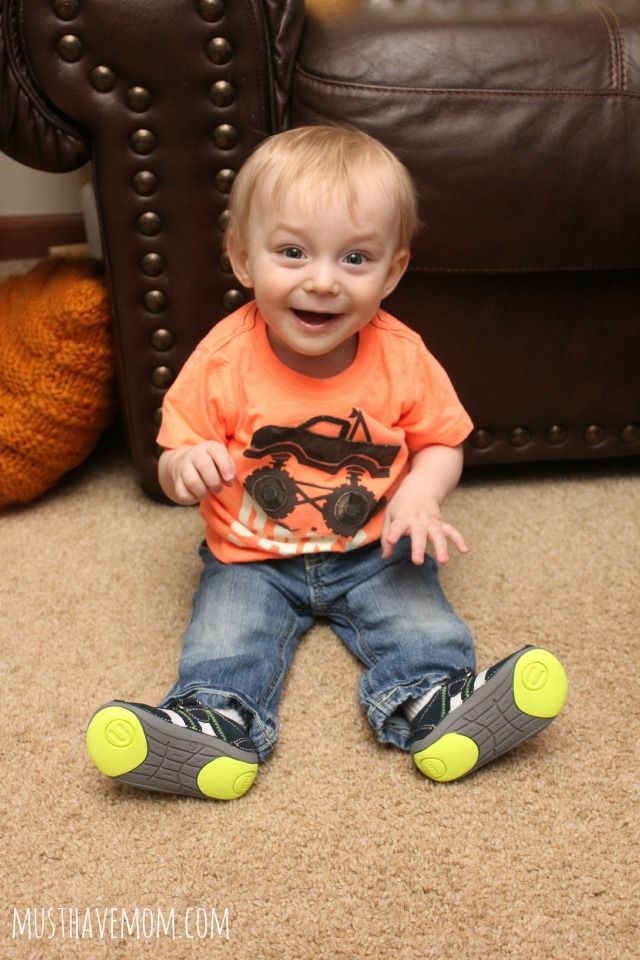Umi Shoes See My Kids Through All Their Firsts! + Giveaway!