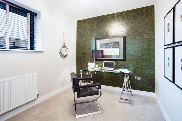 Study in The Newnham at Paragon in Cambridge | Bovis Homes