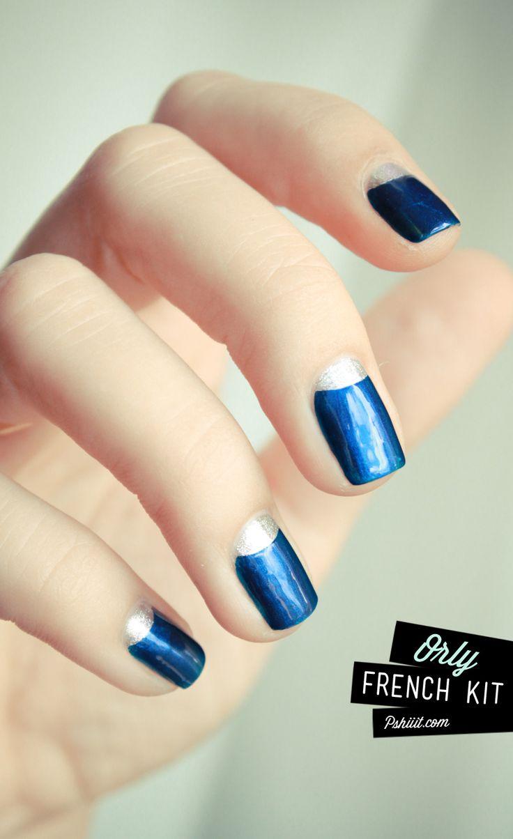Best 25+ Reverse French Manicure Ideas On Pinterest