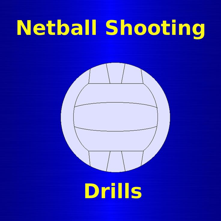 Improve you shooting technique and accuracy with these netball drills. http://www.thebestnetballdrills.com/netball-shooting-drills/ #netball #netballdrills