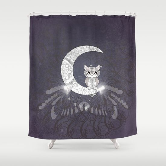Customize Your Bathroom Decor With Unique Shower Curtains Designed By  Artists Around The World. Made From 100% Polyester Our Designer Shower  Curtains Are ...