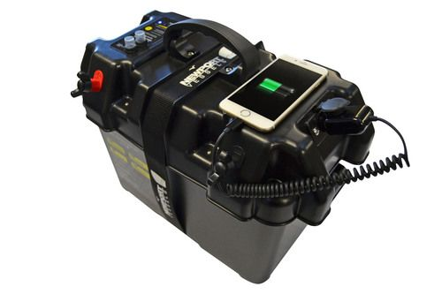 Smart Battery Box | accessories | Trolling motor, Smart box ... on