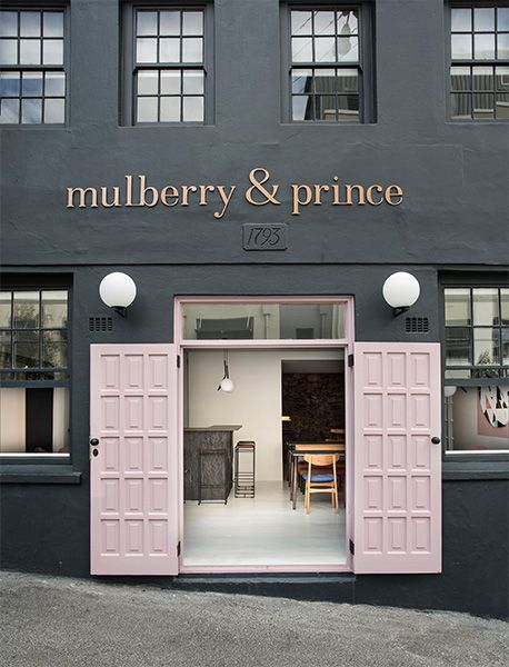 paint it out - colour palette - mulberry & prince - cape town                                                                                                                                                                                 More