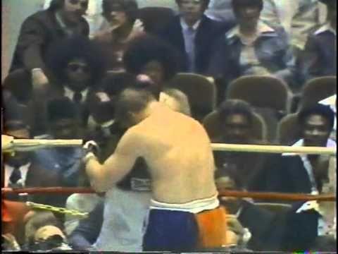 Muhammad Ali - Chuck Wepner. 1975 03 24 The Real Rocky Balboa