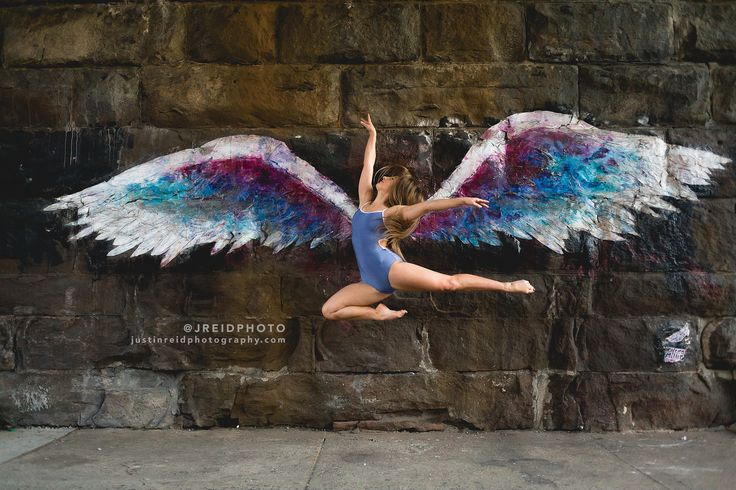 Photo: Justin Reid Photography (dancer, dance, ballet, ballerina, jump, new york city, nyc, east harlem, manhattan, colette miller wings, global wings project, art, photography, fine art, performing art)