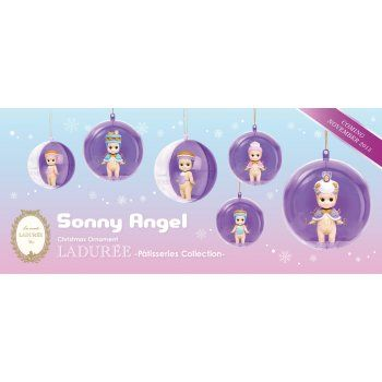 Laduree Sonny Angel Xmas 2015 Limited Edition http://www.didiinspired.com/new-arrivals-c1/sonny-angels-christmas-ornament-ladur%C3%A9e-p%C3%A2tisserie-collection-6-set-pre-order-p223