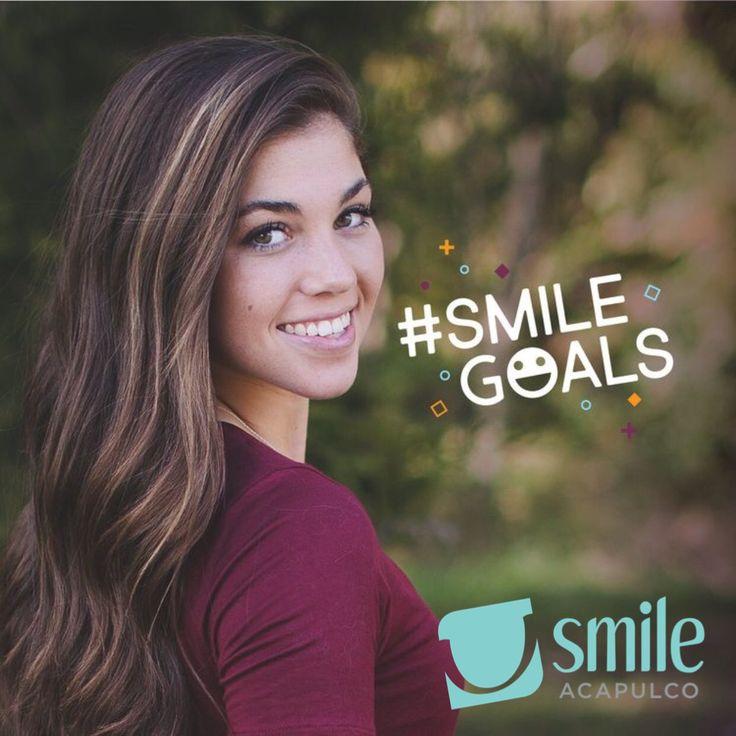 Este 2017 ¿cuales son tus metas? Si son tener una mejor sonrisa, ya no tener dolor dental, sonreír más y lucir más joven. ¡Te podemos ayudar! ☺️