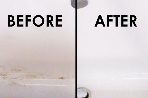 Spend Less Time Scrubbing With This 2-Ingredient Bathtub Spray