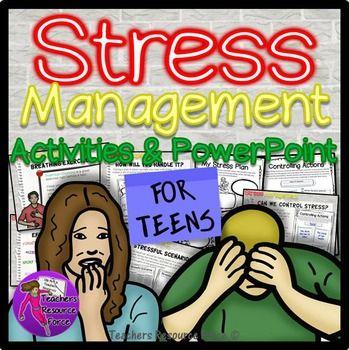 stress management relaxation techniques pdf