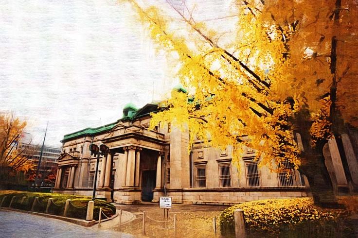 日本銀行大阪支店 #Osaka #building Osaka bu…