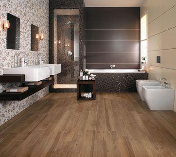 Fa ence design magnifique decoceram le r seau des sp cialistes du carrel - Faience salle de bain design ...