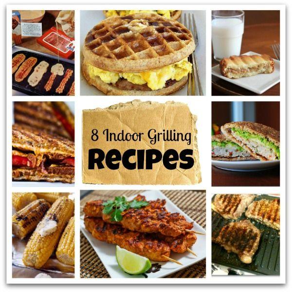 Indoor Grilling Recipes