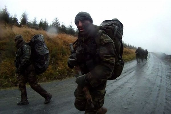 LEFED (Reservists Club of Armed Forces) Greece @ Cambrian Patrol