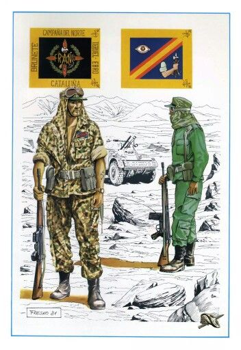 Legion en el Sahara