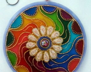 mandala colorida 2