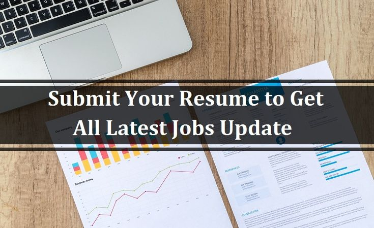 submit your resume to get all latest jobs update  career