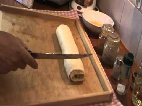 Gotuj z Murarzem ! - Rolowane ziemniaki