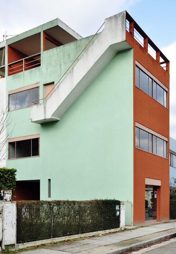 562 best le corbusier arquitecto images on pinterest le corbusier stuttgart and contemporary. Black Bedroom Furniture Sets. Home Design Ideas