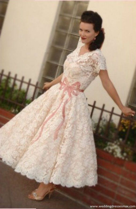 Josephine at Stephanie James Vintage Wedding Dresses
