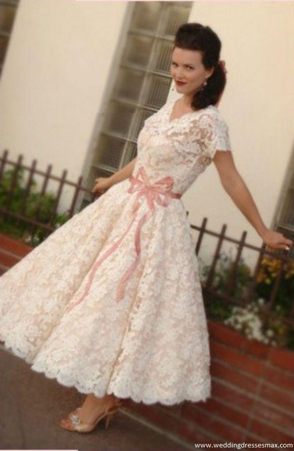 Josephine at Stephanie James Vintage Wedding Dresses