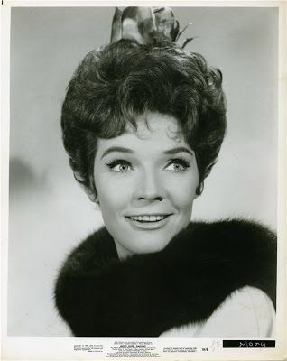 Young Polly Bergen. I remember her from Move Over Darling best.