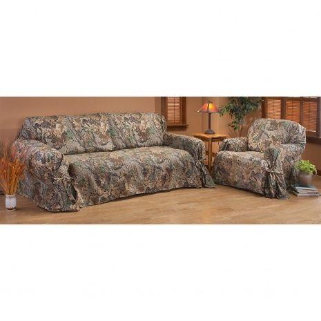Camo Sofa Cover