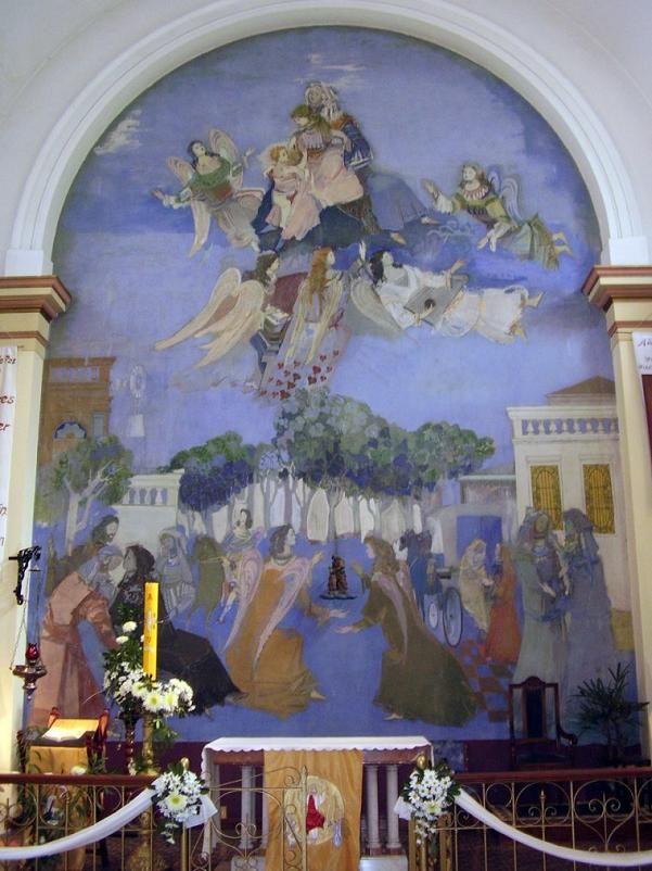 Iglesia de Glew. Buenos Aires