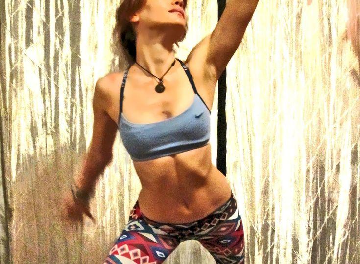 Beginners Intermediate Power Vinyasa Yoga Class Weight Loss Flat Stomach...