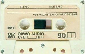ORWO AUDIO Cr E II HiFi 90