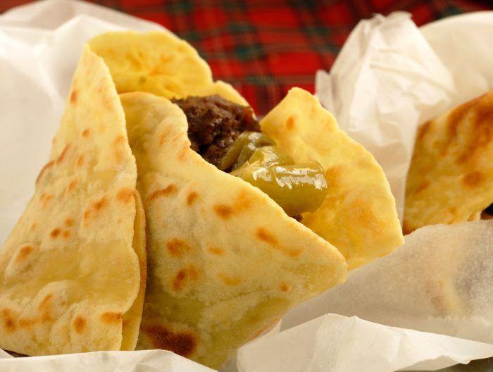 Mjukt tunnbröd – recept att baka utan ugn