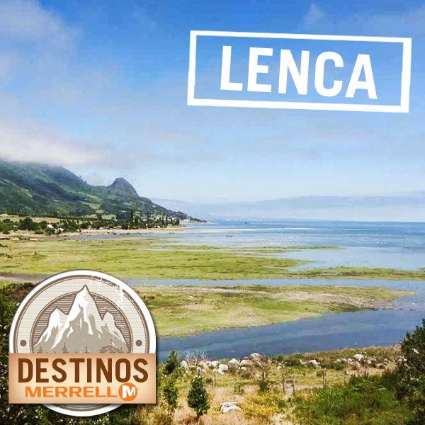 #DestinoMerrell #Chile #Lenca