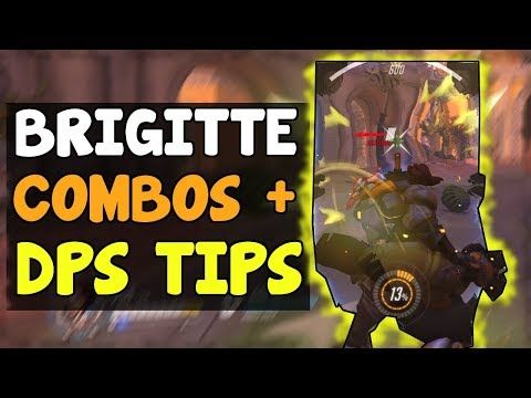 Today im talking about some quick Brigitte combos that I found and some ways to play this hero in order to get out more damage and stay safe. Anyways, i hope you enjoyed this quick season 9 overwatch competitive brigitte guide, and enjoy your day! Playlist:...
