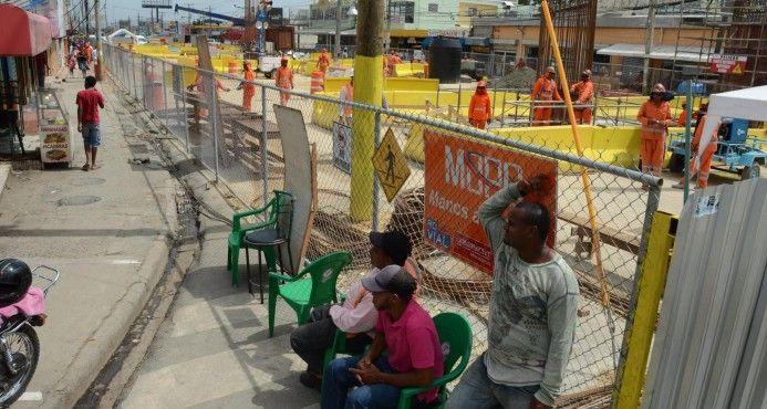 Obras Públicas ampliará cierre avenida Charles de Gaulle por trabajos elevado