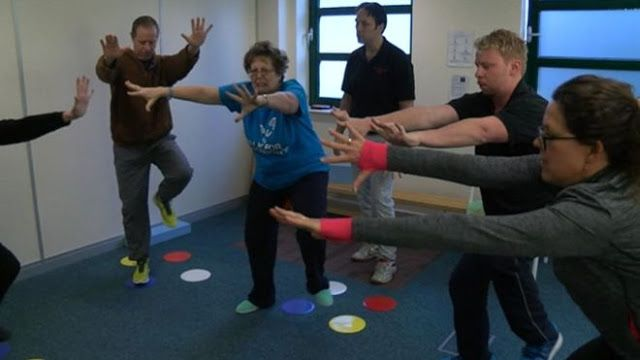 Our Parkinson's Place: PD Warrior Parkinson's trial in Newport is Wales' ...
