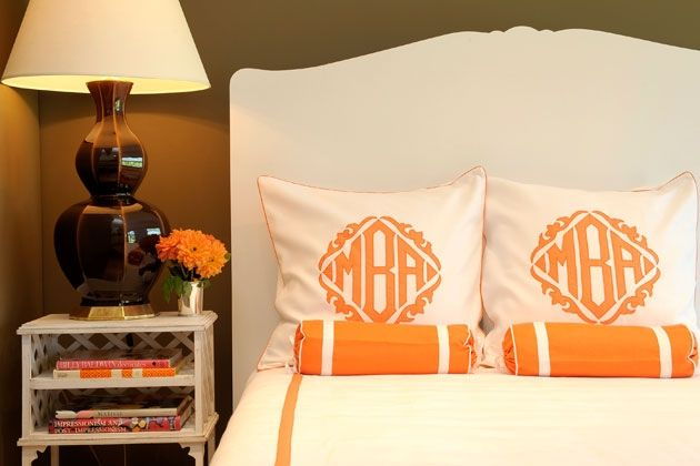25 best ideas about orange bedding on pinterest orange Funky bedroom accessories